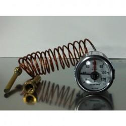 Kromlüks - 0-120 Termometre