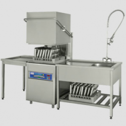 1000 Tabak Bulaşık Makinesi - Thumbnail