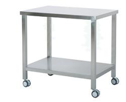 Vale Group - Alet Masası Komple Paslanmaz Çelik