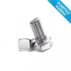 Vale Group - Çelik Raf Civata Somun (40 adet)