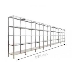 Vale Group - Çelik Raf Fiyatı 31x525x200 5 Katlı