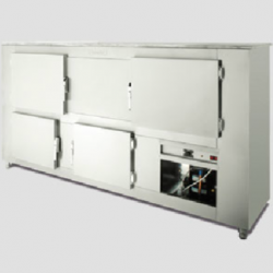 Vale Group - Cephe Tipi Buzdolabı
