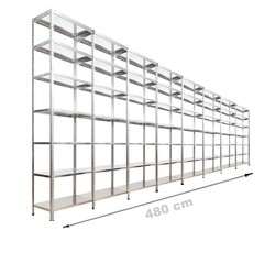 Vale Group - Depo Raf fiyatları 31x480x250 7 Katlı