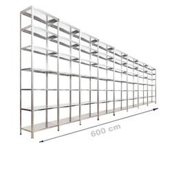 Vale Group - Depo Raf fiyatları 31x600x250 7 Katlı