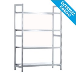 Vale Group - Depo Raf Mini Rack 60x150x200Cm