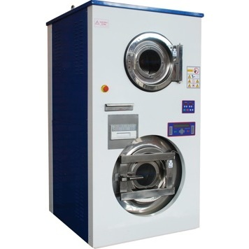 Kombi Çamaşır Yıkama Sıkma Kurutma Makinası 20+20