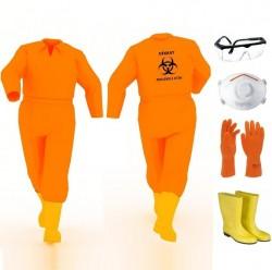 Vale Group - Tıbbi Atık Kıyafeti Takım